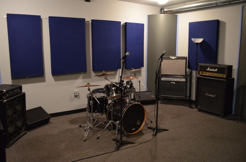 Studio 2 Left Corner